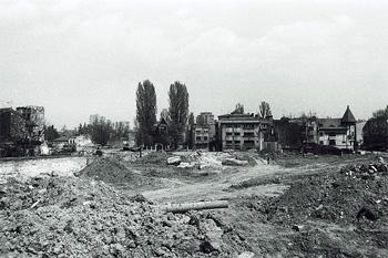 Demolarea cartierului Uranus