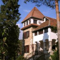 Cronici Restaurante din Romania - Idee de vacanta: Vila Castelul Maria, locul care a gazduit candva zane