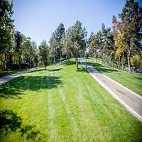 Utile - Parcul Drumul Taberei a fost filmat cu o drona