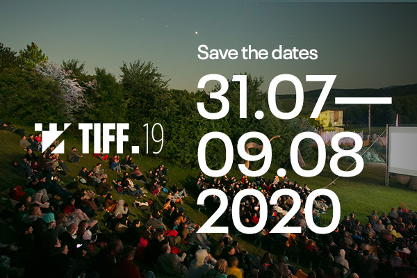 TIFF revine între 31 iulie și 9 august 2020