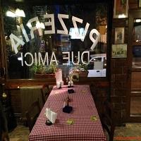 Cronici Restaurante din Romania - Pizzeria Due Amici, un restaurant micut, cu iz italienesc, unde gasesti pizza si paste delicioase