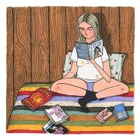 O serie de ilustratii reale care ne arata ce fac femeile cand nimeni nu le priveste