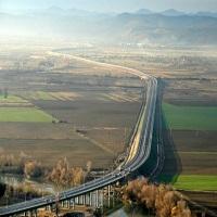 La zi pe Metropotam - Super-autostrada care va traversa Muntii Carpati - cea mai spectaculoasa din tara