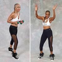 La zi pe Metropotam - Batranica de 80 de ani cu un corp de bodybuilder - o poveste de viata impresionanta