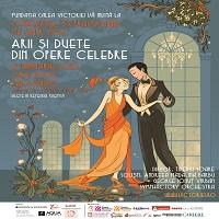 Concert extraordinar de Anul Nou la Fundatia Calea Victoriei - arii si duete din opere celebre sub bagheta dirijorului Tiberiu Soare (P)