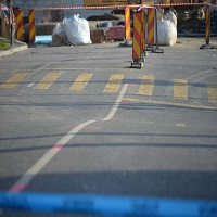 Utile - RATB va reorganiza traseele autobuzelor din zona Eroilor, din cauza surparii asfaltului