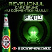 Beck'sperience Train Revelion