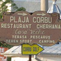 Locuri de vizitat - Idee de vacanta: Corbu Plaja Golf