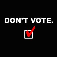 De ce sa NU mergi la vot