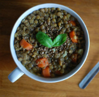 Reteta saptamanii de la Mic dejun de Bucuresti: Supa de linte pentru cine-a fost cuminte