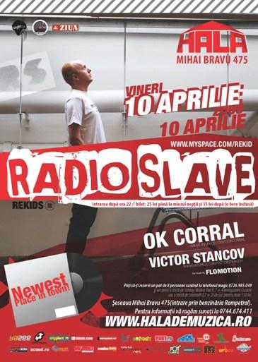Radio Slave & Ok Corral