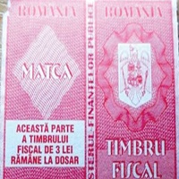 Utile - ANAF a anuntat ca nu va mai exista timbrul fiscal