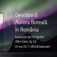 Fotograful Alex Conu va avea o expozitie spectaculoasa dedicata Aurorei Boreale