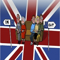 La zi pe Metropotam - Mai multi cetateni britanici stabiliti in Romania iau in considerare obtinerea cetateniei romanesti