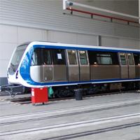 Utile - Cum arata noile garnituri de metrou cu care vor circula bucurestenii