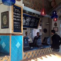 Cronici Restaurante din Romania - Divan Express - unde mananci cel mai bun kebap din Piata Romana, la doi pasi de ASE