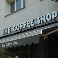 Cronici Cafenele din Romania - The Coffee Shop - un mic paradis al cafelei de pe Mosilor