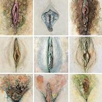 La zi pe Metropotam - NSFW - picturi extrem de frumoase cu partile intime ale femeilor