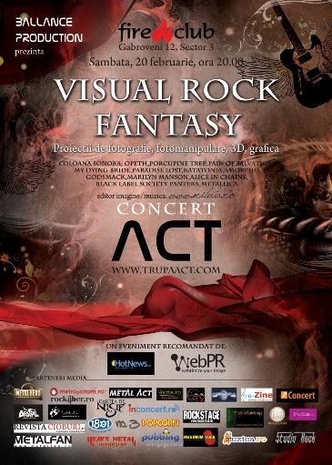 Visual Rock Fantasy - ACT
