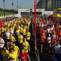 Utile - Bucharest International Marathon - Se impun restrictii de circulatie si se modifica traseele la RATB sambata si duminica