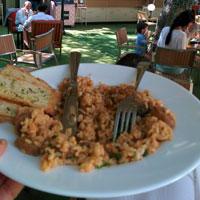 Unde Iesim in Oras? - Un client al restaurantului Antipa a gasit un vierme in orezul comandat - reactia managerului