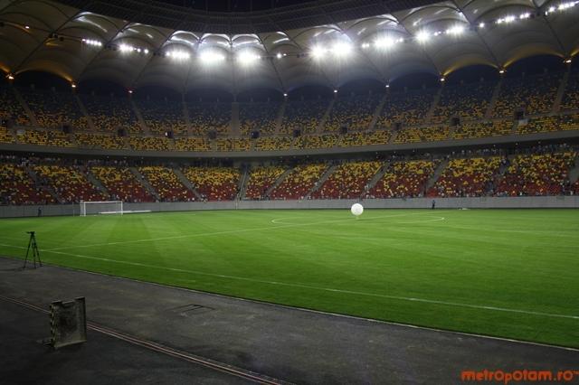 Un nou stadion la fel de modern ca Arena Nationala in Bucuresti?