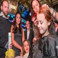 Cel mai frumos gest: Fetita de 7 anisori care s-a ras in cap din solidaritate pentru sora ei bonava de cancer