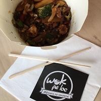 Cronici Restaurante din Bucuresti, Romania - De ce mancarea gatita la wok e asa delicioasa? (P)