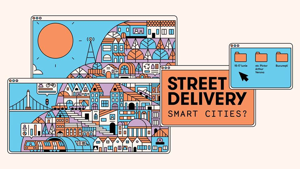 Street Delivery—Smart Cities?- Apel de proiecte