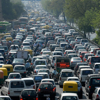 Utile - Trafic 19 decembrie: Circulatie ingreunata in mai multe zone din Bucuresti
