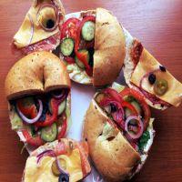 Cronici Restaurante din Romania - Testing: PopUp Dinner reinvie Bagel Brunch-ul cu retete noi si ingrediente delicioase