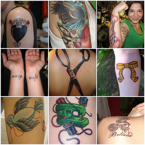 sursa pentru cel care vrea sa devina artist al tatuajelor