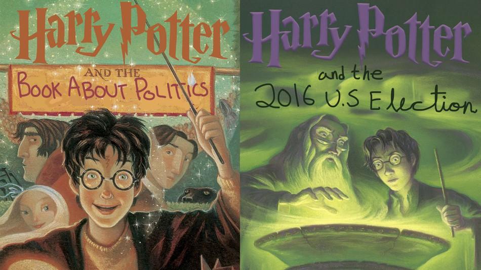 Harry Potter a prezis alegerile din SUA