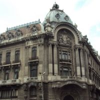 Locuri de vizitat - Palatul Camerei de Comert Bucuresti - o cladire cu istorie si o arhitectura impresionanta