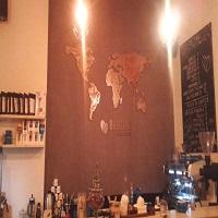 Cronici Cafenele din Bucuresti, Romania - Orygyns Speciality Coffee, noul coffee shop de la Romana cu un cheesecake care trebuie incercat