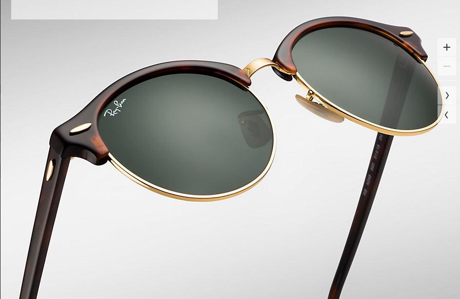 Clubround - noul model de ochelari de soare Ray Ban 169e0d6142e4