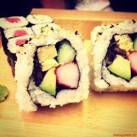 Unde Iesim in Oras? - Zen Sushi Dorobanti - locul ideal pentru un Sushi Lunch si un desert delicios