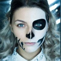 Cum sa te machiezi de Halloween 2016 - cu Marta Popescu si Stefania Badila