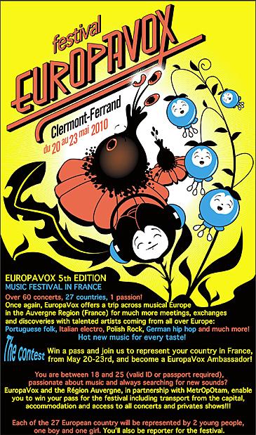 europavox 2010