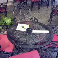 Vernissage, cafeneaua-restaurant din Centrul Vechi cu paste gustoase