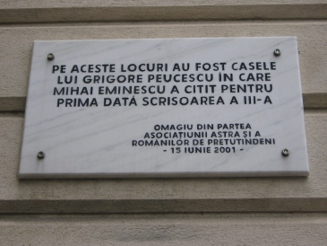 placa memoriala