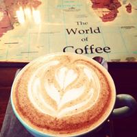 Cronici Terase din Romania - Coffee Map Roastery - locul unde gasesti una dintre cele mai bune cafele din Bucuresti