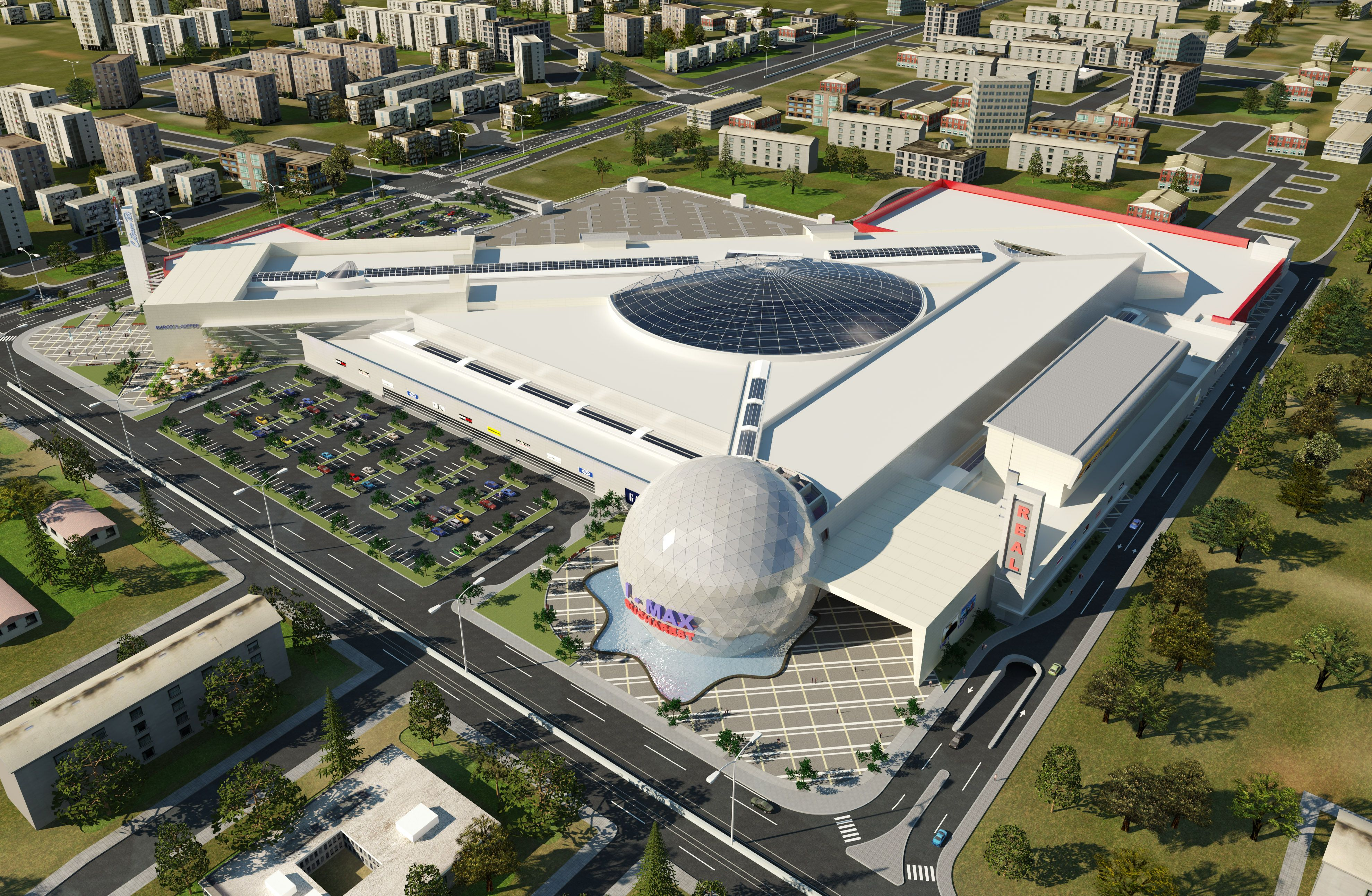 5 noi mall-uri in Bucuresti - unde vor fi amplasate
