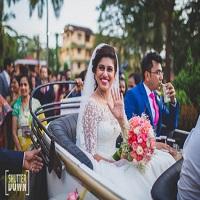 La zi pe Metropotam - Un cuplu interreligios a facut o nunta fusion in Goa, iar fotografiile de acolo sunt senzationale
