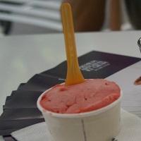 Cronici Terase din Romania - Mortiz Eis - gelateria din Floreasca unde te racoresti cu o inghetata 100% naturala