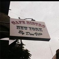 Cronici Restaurante din Romania - Cafe Bistro New York: locul din Amzei unde mananci bunatati americanesti