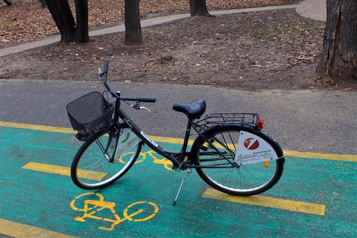 bicicleta cicloteque
