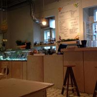 Cronici Baruri din Bucuresti, Romania - Eden Bistro - restaurantul hipsterilor din palatul Stirbei