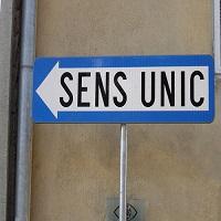 Utile - In Bucuresti au fost amplasate doua sensuri unice noi