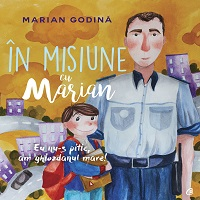 La zi pe Metropotam - Politistul Marian Godina va lansa o carte pentru copii